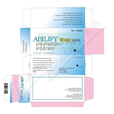 Abilify 15mg tbl.nob.56x1