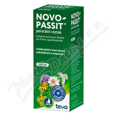Novo-Passit por.sol.1x200ml