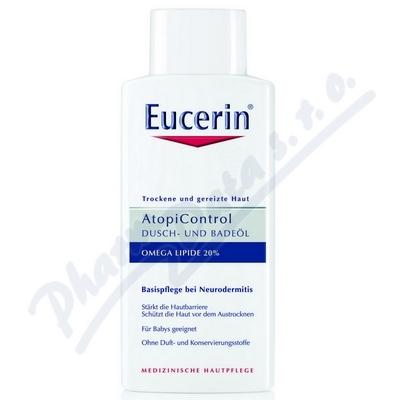EUCERIN AtopiControl sprch.olej suchá zarud. 400ml