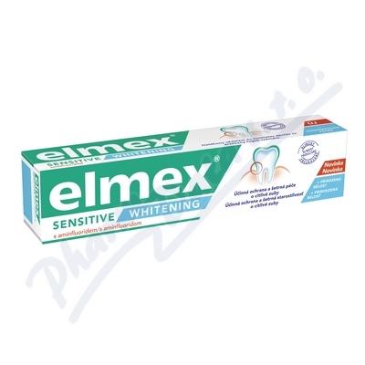 Elmex Sensitive Whitening zubní pasta 75ml
