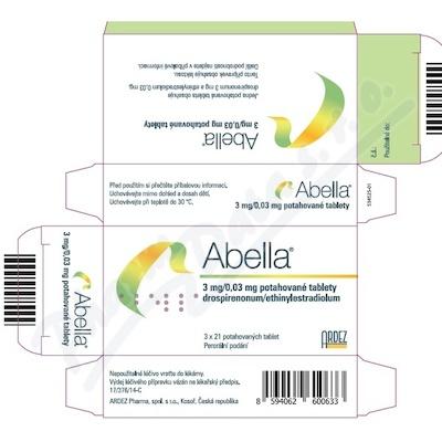Abella 3mg/0.03mg tbl.flm. 3x21