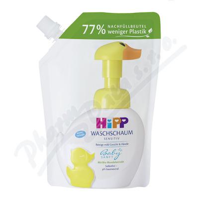 HiPP BABYSANFT Pěna na mytí - náplň (KACHNA) 250ml