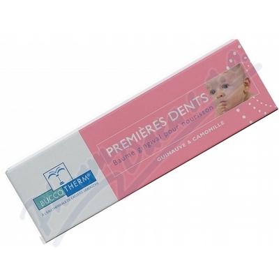 Buccotherm BIO masáž.dět.gel dásně 50g PFBUC00027