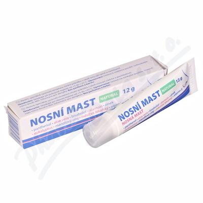 MedPharma Nosní mast NATURAL 12g