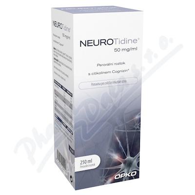Neurotidine por.sol.1x250ml