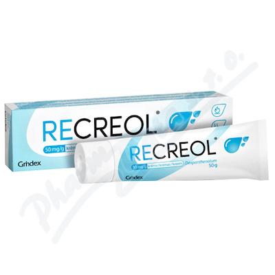 Recreol 50mg/g crm.50g