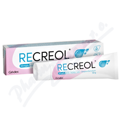 Recreol 50mg/g ung.50g