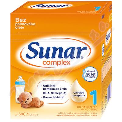 Sunar Complex 1 300g - nový