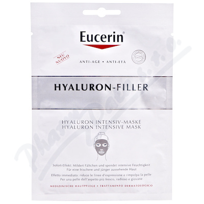 EUCERIN HYALURON FILLER Hyaluronová int.maska 1ks