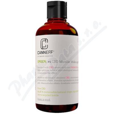 CANNEFF GREEN.1 CBD Micellar Make-up Remover 200ml