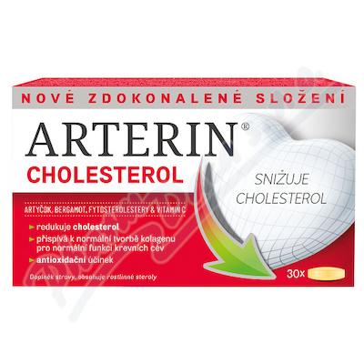 Arterin Cholesterol tbl.30