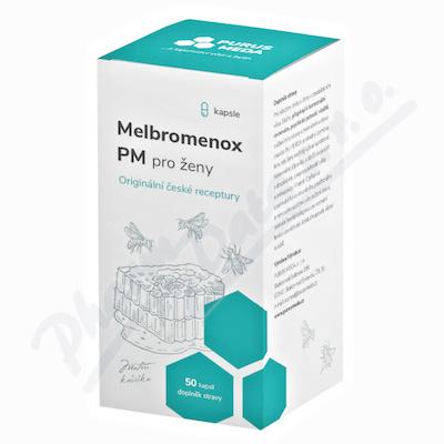 Melbromenox PM pro ženy cps.50