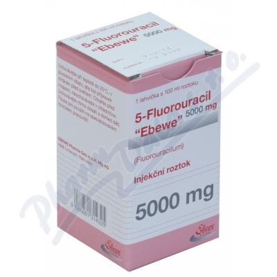 5-Fluorouracil Ebewe inj.1x100ml/5000mg