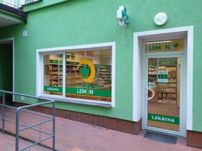 Lékárna Brno, Hybešova