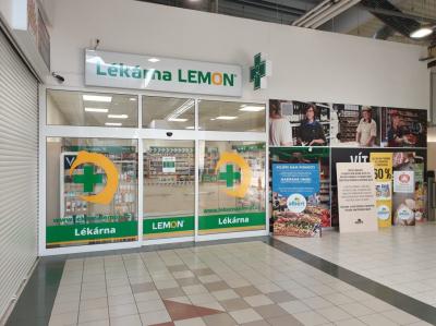Lékárna Lemon Opava, Olomoucká 2844