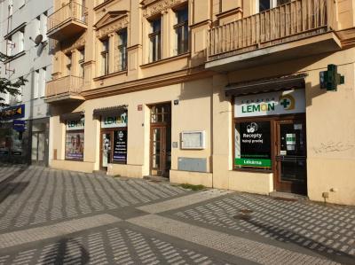 Lékárna Lemon Praha-Vršovice,  Moskevská 346/41