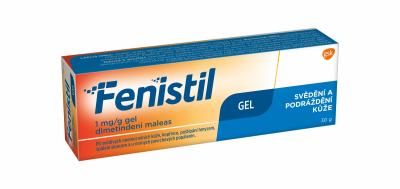 Fenistil 1mg/g gel 30g
