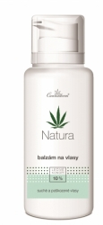 Cannaderm Natura balzám na vlasy 200ml