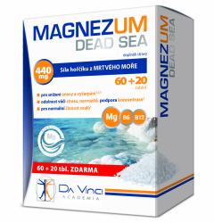 Magnezum Dead Sea Da Vinci Academia tbl.80