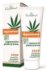 Cannaderm Regenerace ošetřující krém 75 g