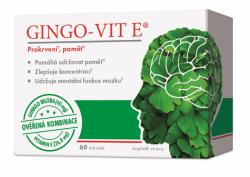 Urocont Gingo-vit E 60 kapslí