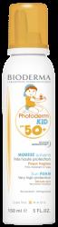 BIODERMA Photoderm KID opalovací pěna SPF50+ 150ml